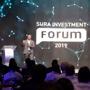 SURA Investment Management held its first Investment Forum, a specialized event for institutional clients.